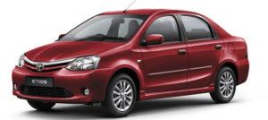 Etios (Toyota) Sedan Cab
